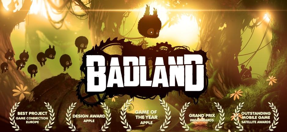 Badland - король мобильных платформеров