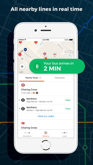 Moovit: Public Transport Screenshot