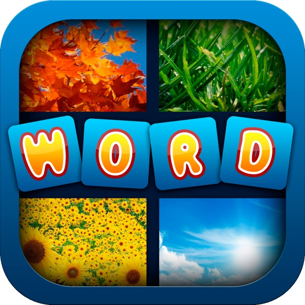 WordApp - 4 Pics, 1 Word, What's that word?