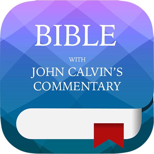 John Calvin's Commentary on the Bible with KJV bible