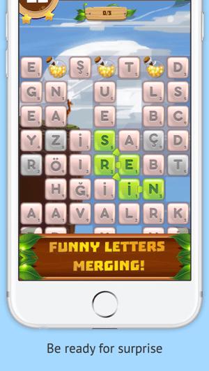 Alfabetik Karagöz - Word Game Screenshot