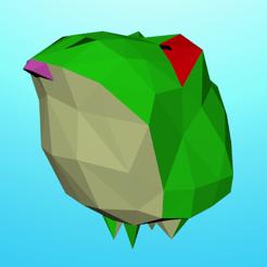 Froggy Log - Registro de balanceo sin fin Arcade y Simulador de leñador juego Stay Dry y Qué No caiga en el agua!