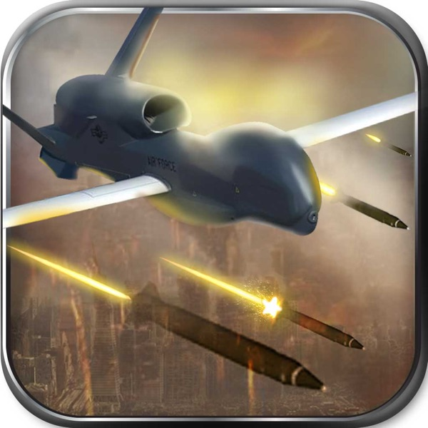 Drone Air Shadow Strike - Best Flying Game