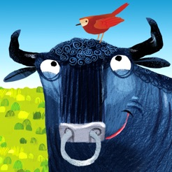 Angus the Irritable Bull - A funny story of friendship on the farm