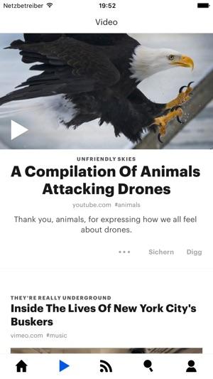 Digg Screenshot