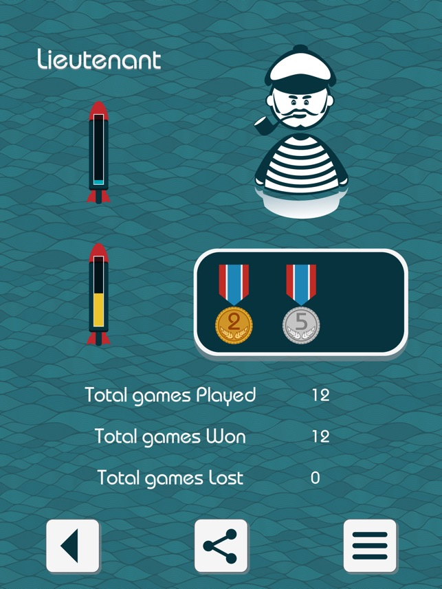 Battleship Classic Board Game Screenshot
