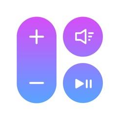 Пульт ДУ с клавиатурой (Remote) и регулировка громкости для Smart TV