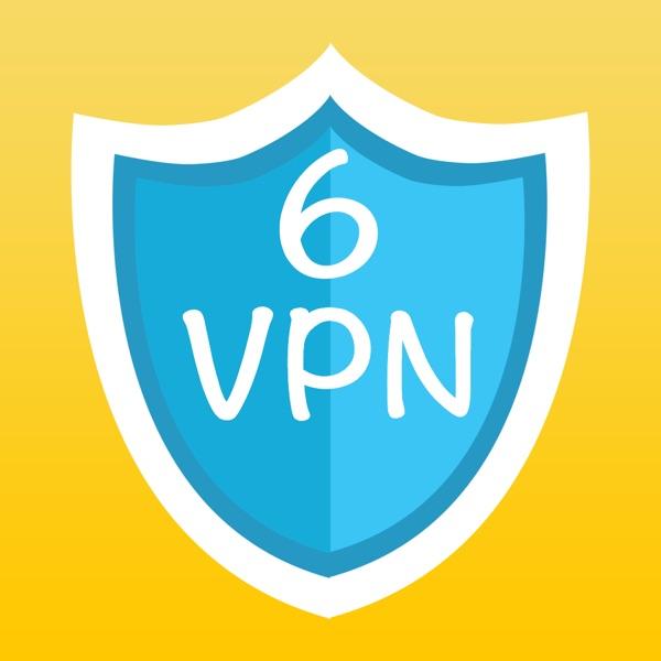 6VPN - Best VPN for iPhone & iPad, Blocked Websites & Online Games Accelerator