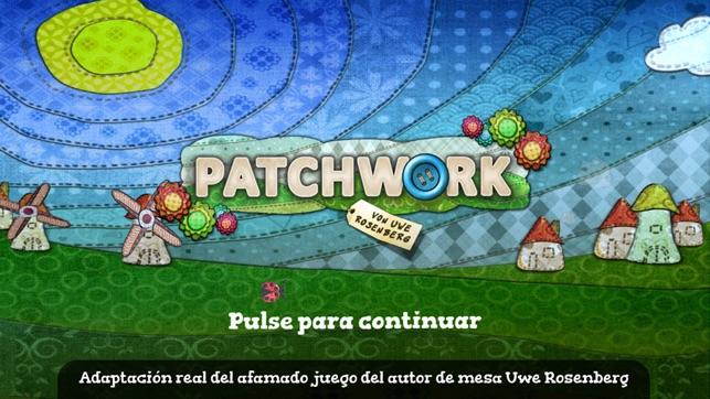 Patchwork El Juego Screenshot