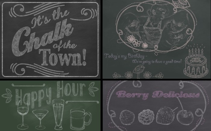 Chalkspiration Screenshot 02 1358t5n