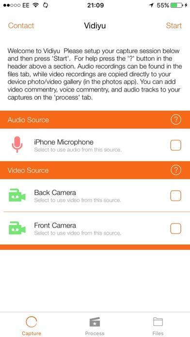 Screenshot do app Vidiyu