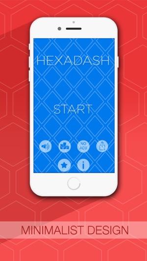 Hexadash Screenshot