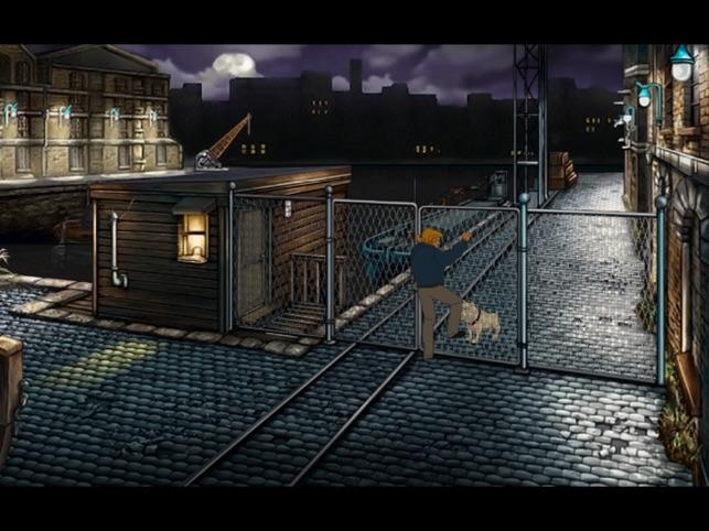 Baphomets Fluch 2 – Die Spiegel der Finsternis: Remastered Screenshot