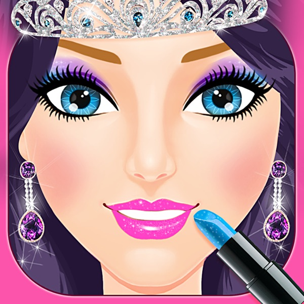Princess Royal Fashion Salon - Dress Up & Makeup