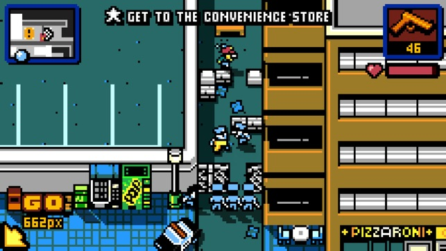 ‎Retro City Rampage DX Screenshot
