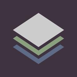Stackables for iPad - Überlagerte Texturen, Effekte und Masken