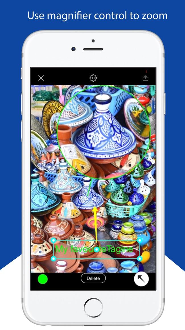 Annot8 - Best annotation app ever! Screenshot