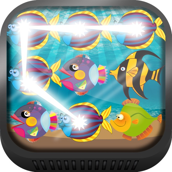A Fishy Farm Frenzy FREE! - Tanked Aquarium Fish Match Mania