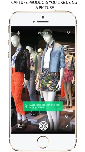 Shopcinity   Snap  Discover  Fashion Wishlists on the App Store iPhone Screenshots