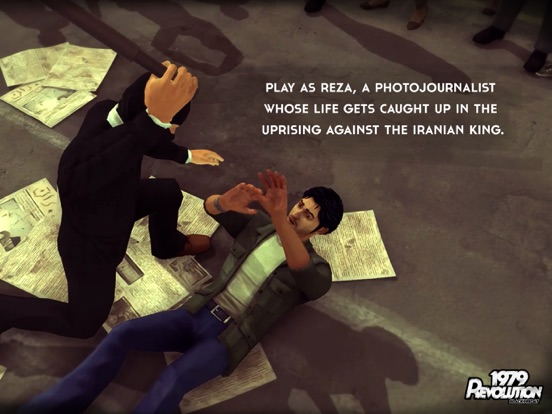 1979 Revolution: A Cinematic Adventure Game For iOS Reaches