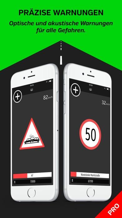 Blitzer.de PRO Screenshot
