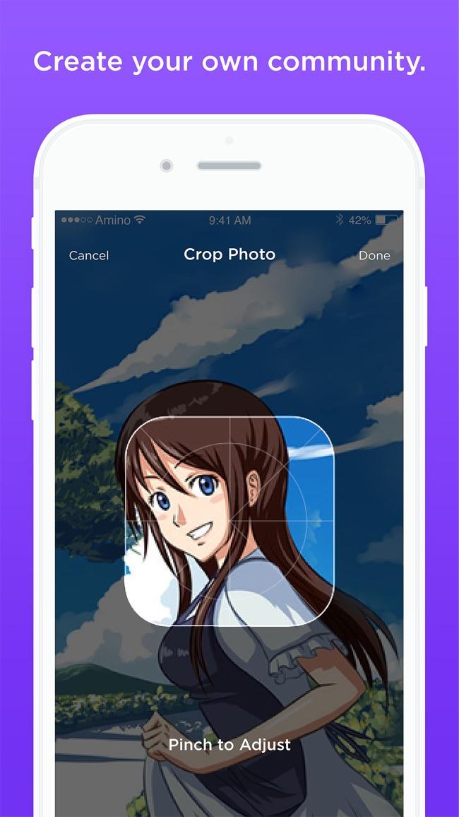Amino Creator & Manager: ACM Screenshot