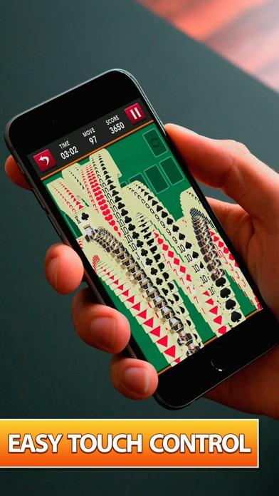 Klondike Solitary - Best Patience Card Sorter Game 1.0.4  IOS