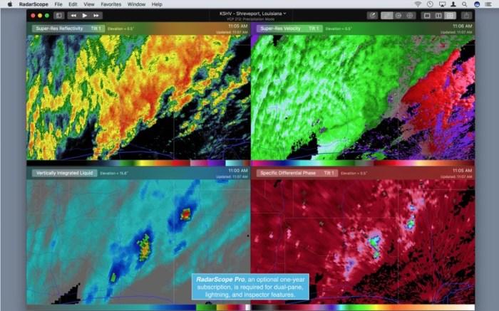 RadarScope Screenshot 04 ikzeg1n