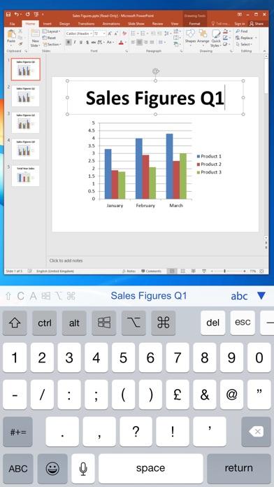 VNC Viewer - Remote Desktop Capture d'écran