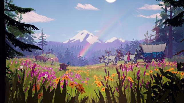 The Oregon Trail Screenshot