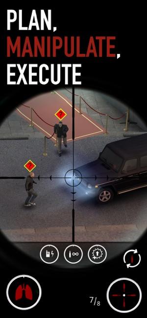 Hitman Sniper Screenshot