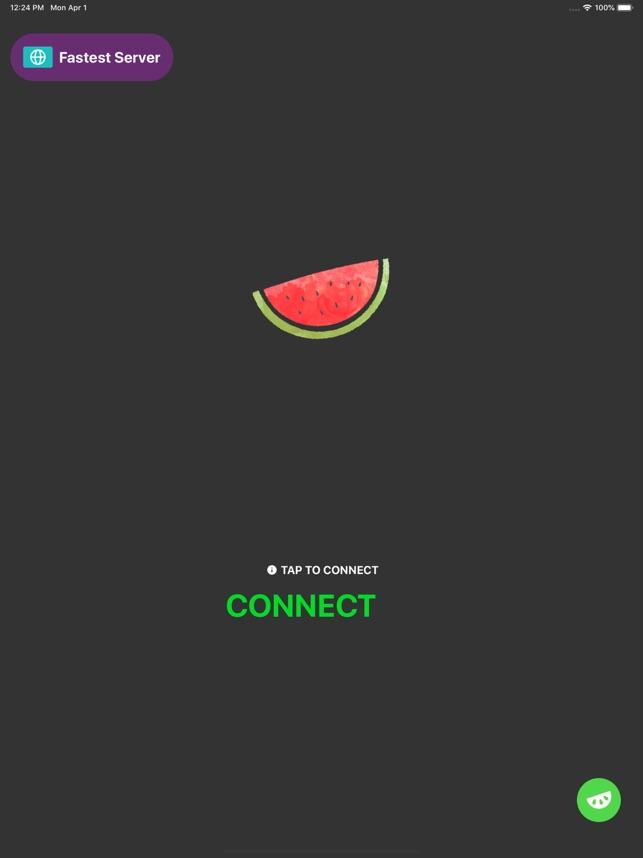 Melon VPN - Easy Fast VPN Screenshot