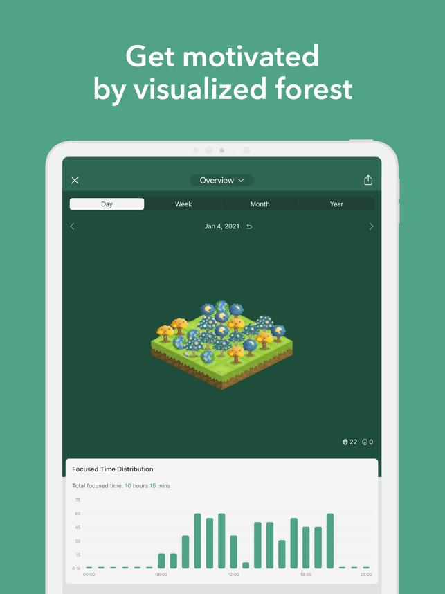 Forest - Your Focus Motivation Screenshot