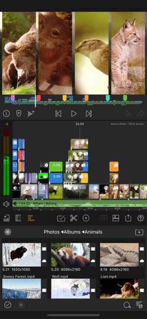 LumaFusion Screenshot
