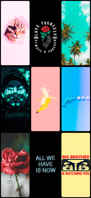 ‎VIBE Aesthetic wallpaper 4K Screenshot
