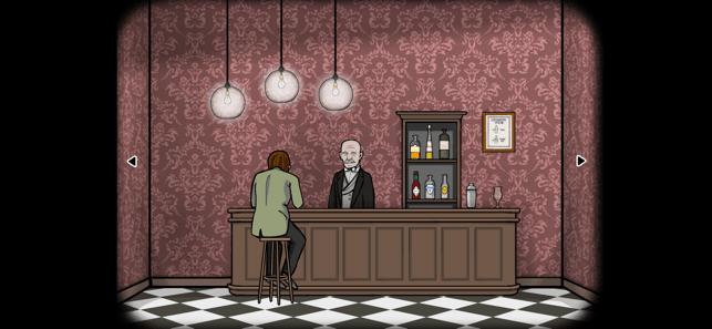 Cube Escape: Theatre Screenshot