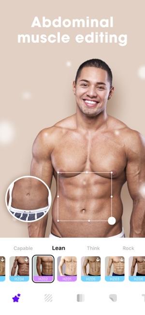 Photable- Best Body Editor Screenshot