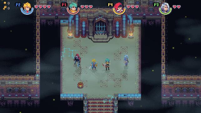 Oceanhorn: Подземелье Хроноса Screenshot