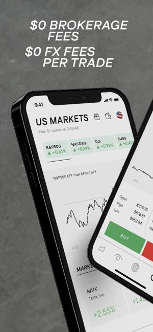 Stake | Trade 6,000+ US stocks Screenshot