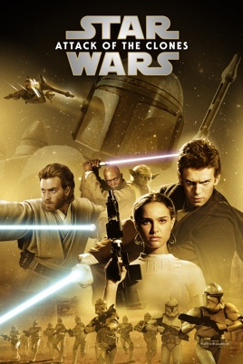 Star Wars: Attack of the Clones on iTunes