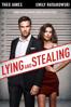 Matt Aselton - Lying and Stealing  artwork
