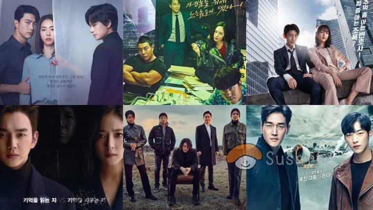 8 Drama Korea Thriller Terbaik