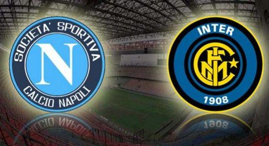 Nonton Napoli vs Inter Milan
