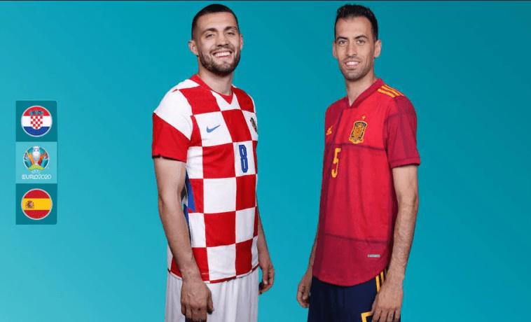 nonton euro 2020 kroasia vs spanyol