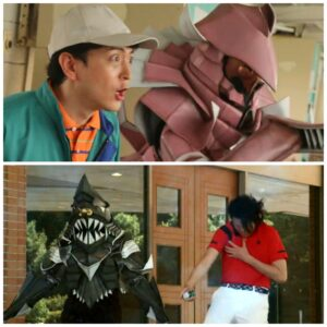 Review Kamen Rider Revice 02