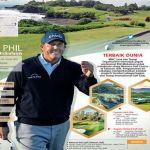 Wih! MNC Land dan Trump Organization Tunjuk Phil Mickelson untuk Mendesain Golf Course di Bali