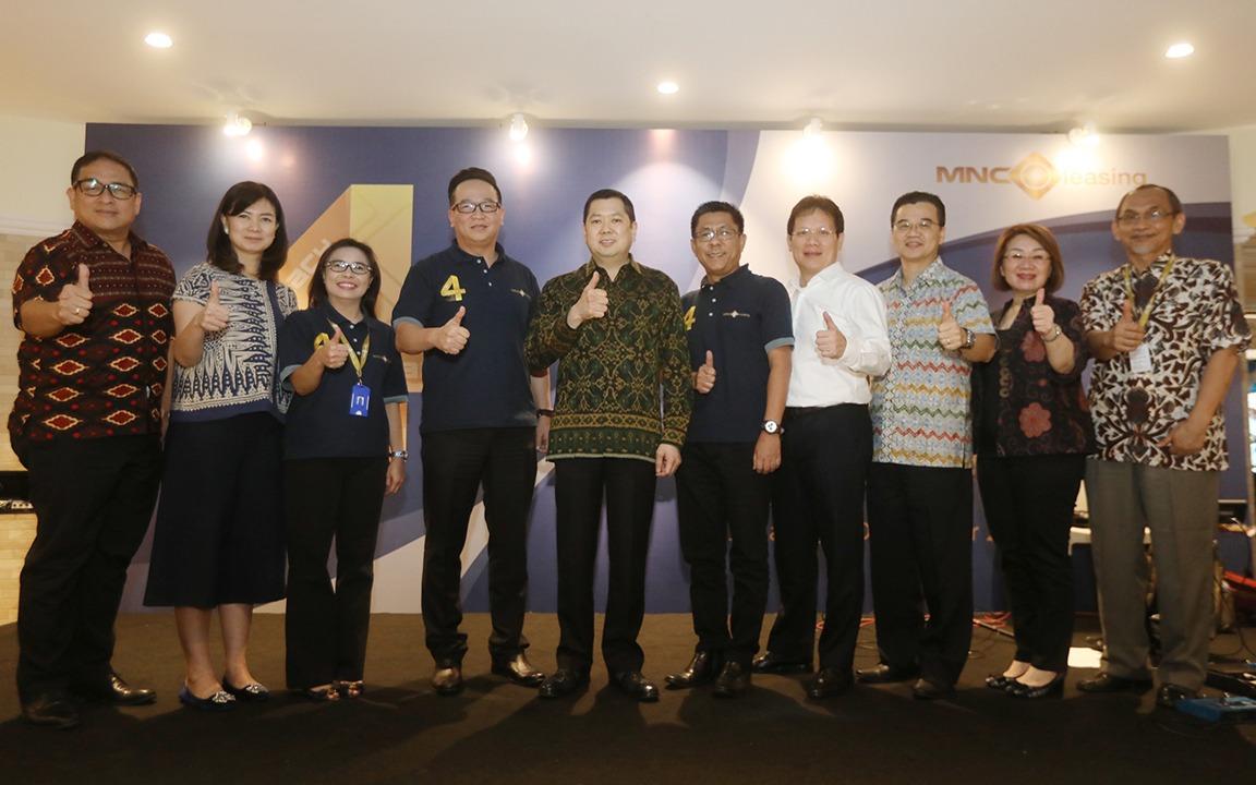 Chairman MNC Group
