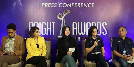 Apresiasi Kreator Iklan, MNC Media Gelar Bright Awards 2017. Foto: Okezone.com