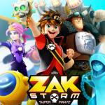 Garap Zak Storm, MNC Animation Hadirkan Cerita Berlatar Tanah Lot Bali