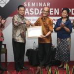 MNC Sekuritas - Asdapen Gelar Seminar Proyeksi Ekonomi dan Investasi 2018